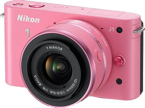 nikon  mp digital camera pink  mm   mm vr lenses  gb bundle ebay