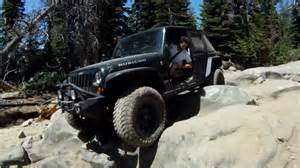 rubicon jeep trail highlights loon lake to tahoe