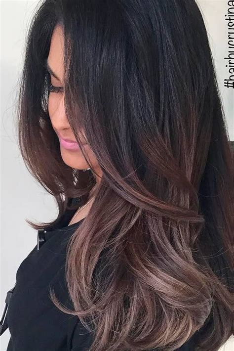 25 best ideas about dark ombre hair on pinterest dark hair with highlights balayage gallery dark brown hair with ombre black hairstle picture