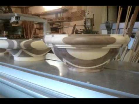 tornio per vasi tornitura vasi in legno