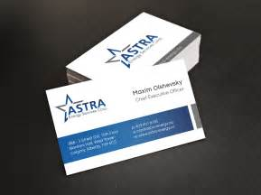 business cards local business card design for a local energy company digital