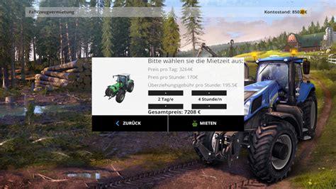 Cool Modern Ls by Rental Mod V 2 2 Farming Simulator 2017 Mods Farming