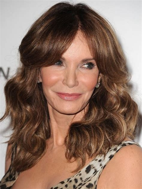 best hair color for 60 year old brunette woman brunette hair with highlights for older women over 50