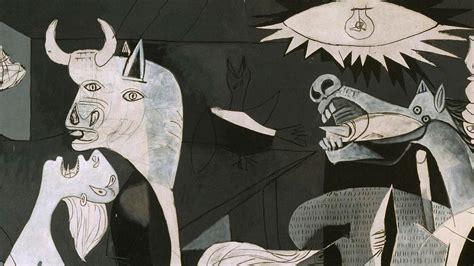 imagenes figurativas de pablo picasso el ministerio del tiempo el guernica es el primer