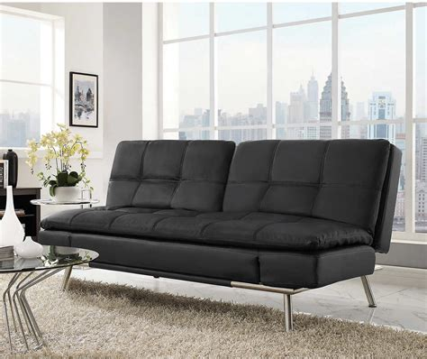 costco futon sofa can create space in small room