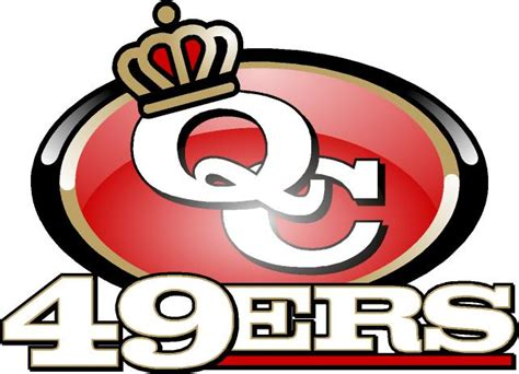Drawing 49ers Logo by Logo Design