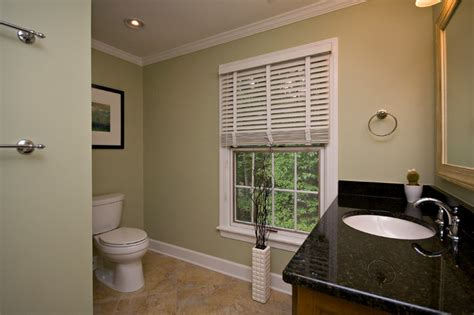 relaxing spalike bathroom with natural accents