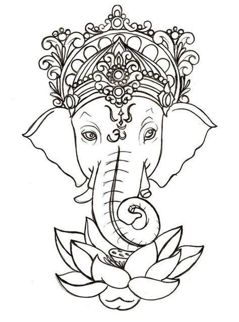 tattoo ganesha colorida 161 best ganesha images on pinterest elephants elephant