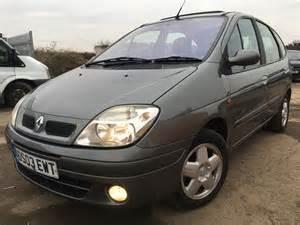 Ebay Renault Megane 2003 Renault Megane Scenic Priv Dci 1 9 Diesel Ebay