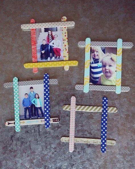 cornici per bambini fai da te giochi per bambini fai da te cornici foto attivita nido