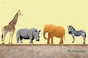 Wall Stickers Animals creative animals wall decal designs ideas interior design ideas