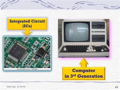 integrated circuit ics computer organization architecture ppt