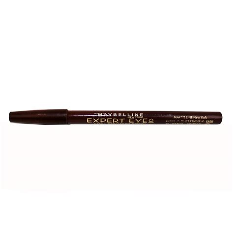 Maybelline Crayon Liner maybelline expert eye liner pencil crayon