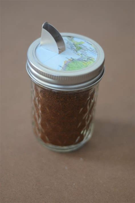 Spice Shaker Jars Simple Spice Shaker Tutorial Crafts And Creations