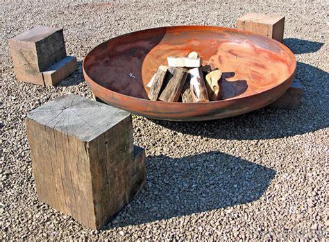 steel pit bowl pit steel