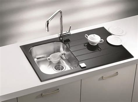 modern kitchen sink black kitchen sinks countertops and faucets 25 ideas