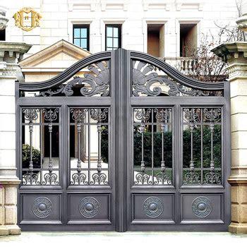 cast aluminum main gatedoor designs buy door iron gate