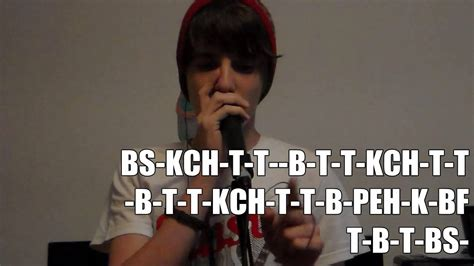 beatbox tutorial mr t ro beatbox tutorial two h percussion beatbox with