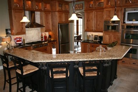 Modular Kitchen Countertops by How To Choose The Best Granite Countertops Kit Buungi