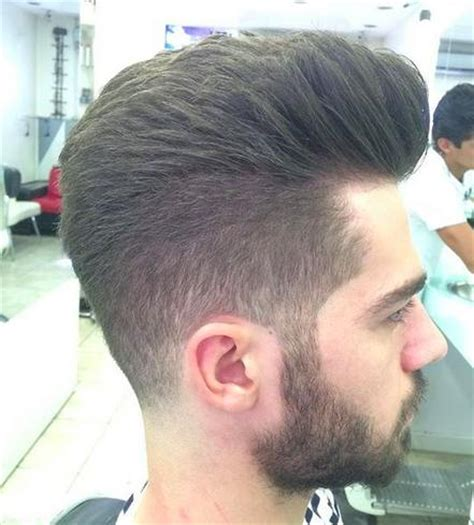 hair under cut with tapered side disconnected haircut guide for men men s hair blog