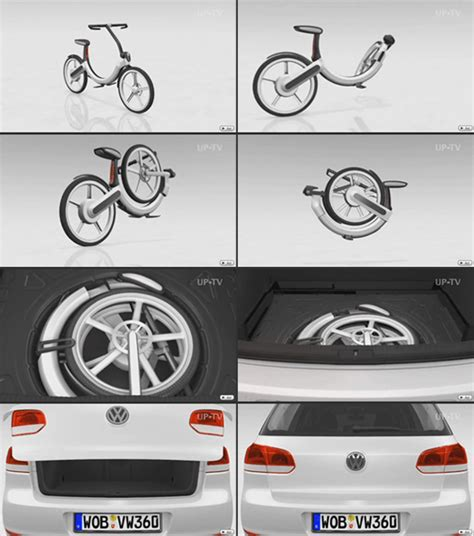 Volkswagen Electric Bike by Volkswagen Introduces Its Electric Bike