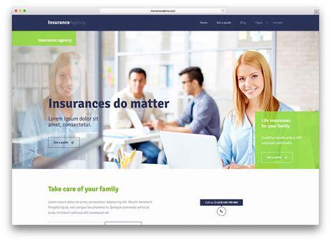 theme wordpress insurance top 20 best wordpress insurance themes for 2017