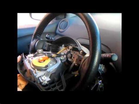 Ring Side L Grand Hilux demonter le volant et remplacer le c 226 ble spirale sur