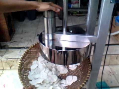 Mesin Potong Rumput Katana cara membuat basreng 1 doovi
