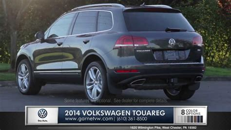 garnet volkswagen 2014 vw touareg walk around garnet volkswagen in west