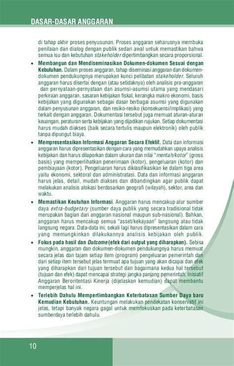 Pembahasa Komprehensif Perpajakan Indonesia panduan analisis anggaran indonesia