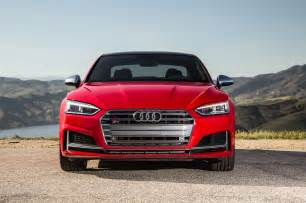 Audi S 5 2018 Audi S5 Coupe Drive Review Automobile Magazine