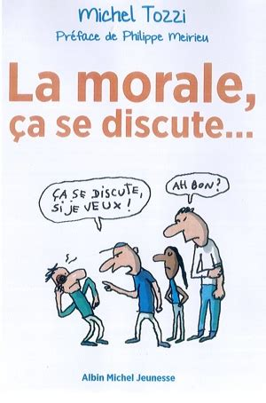 la morale la morale ca se discute