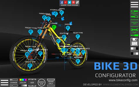 android bike app bike 3d configurator android apps on play