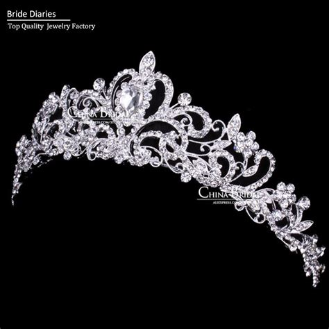 tiara hochzeit tiaras und kronen hochzeit tiara brautkrone hochzeit