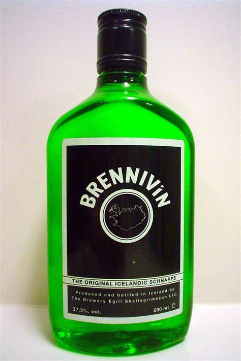 alkohol ika 500ml brennivin