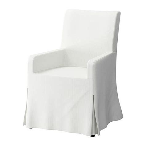 white slipcovered chairs white slipcovered chair ikea pinterest