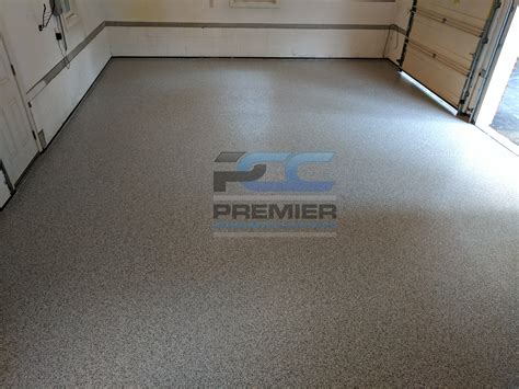 epoxy flake flooring columbus ohio premier concrete coatings