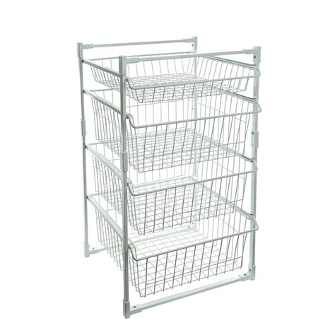 wire basket shelving system pin by kacee tompkins on m 165 163 ife