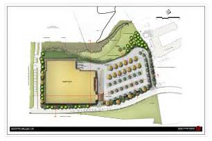 Architectural Site Plan by City Of Scotts Valley Planning Department Current Projects