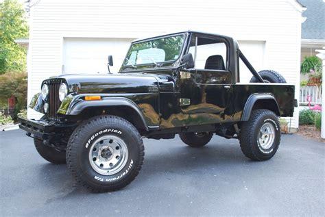 vintage jeep scrambler 1983 jeep scrambler cj 8 frame restored jeep