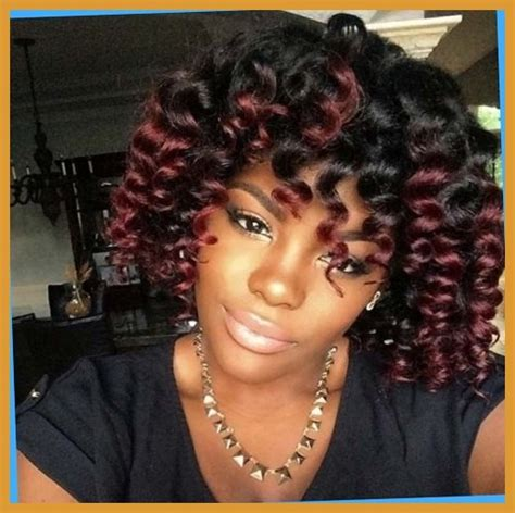 spiral rods for african american female natural curly hairstyles spiral curl hair style for black women 50 best short