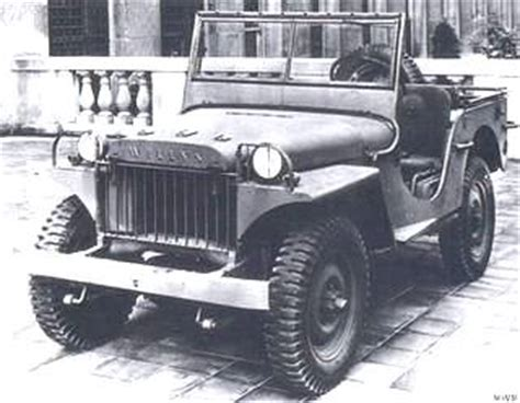 Jeep 1940s Picture Review Of Jeeps From 1940 To The Present