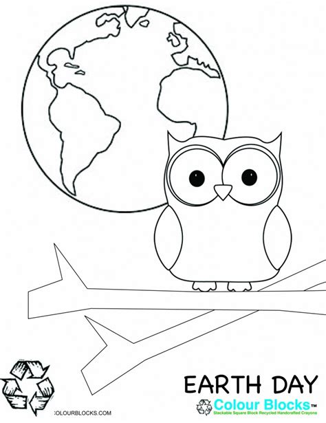 earth day coloring page earth friendly official blog