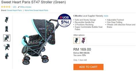 Kereta Sorong Bayi Anakku kereta sorong bayi yang murah dan bagus ecommerce in malaysia