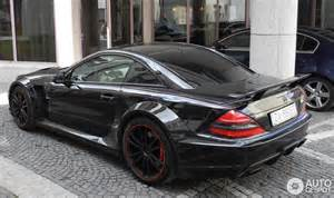 mercedes sl 65 amg black series 8 september 2015