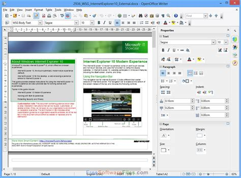 Open Office Review by Apache Openoffice 4 1 3