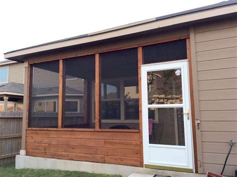 custom patio enclosures in san antonio tx j r s custom
