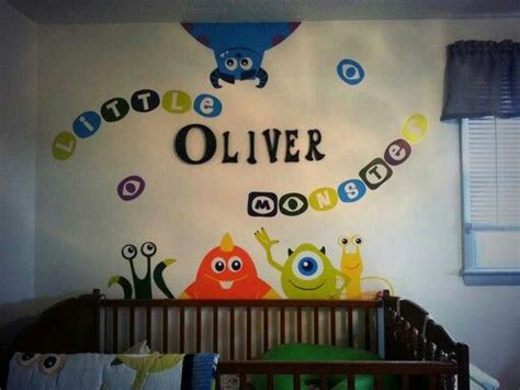 Monsters Inc Nursery Decor 141 Best Monsters Inc Decor Images On Pinterest Nursery Monsters Inc Nursery And
