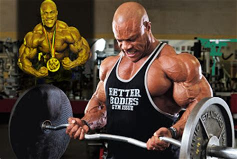 phil heath bench press overseas fitness gym bodybuilding tips muscle workout