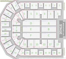 Liverpool Echo Arena Floor Plan by Liverpool Echo Arena Detailed Seat Numbers Chart Showing